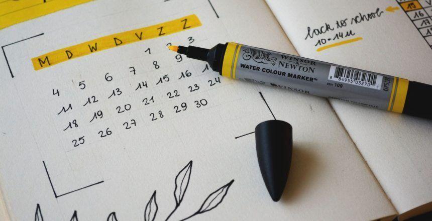 Cómo crear un calendario editorial de social media